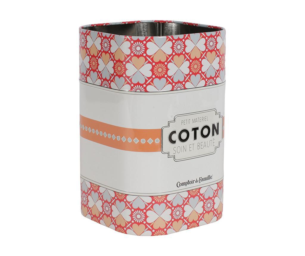Kutija s poklopcem Cotton