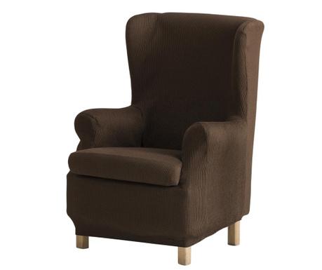 Ulises Brown Elasztikus huzat fotelre