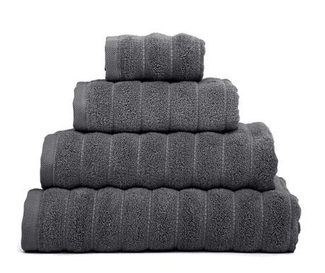 Kopalniška brisača Frizz Anthracite