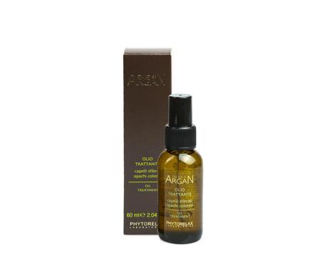 Léčivý olej na vlasy Argan Care 60 ml