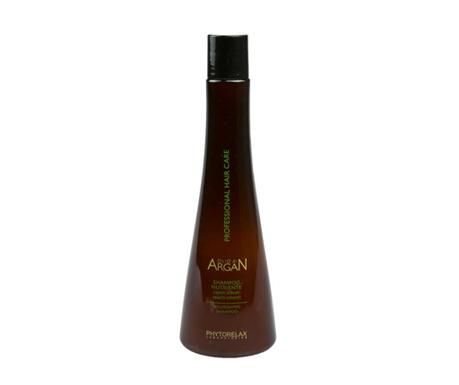 Vyživující šampon pro poškozené vlasy Argan Care 500 ml