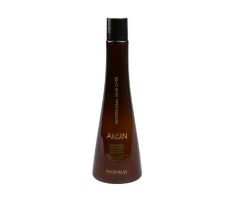 Подхранващ шампоан за увредена коса Argan Care 500 мл