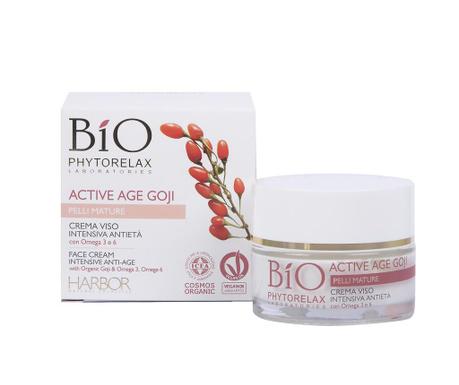 Krém proti starnutiu na tvár Active Age Goji 50 ml