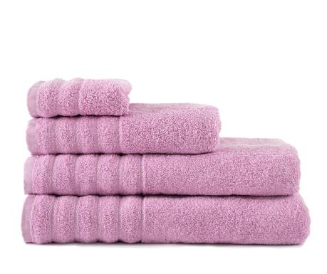 Kopalniška brisača Alexa Light Pink