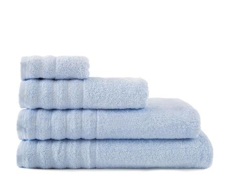 Kopalniška brisača Alexa Blue 50x100 cm