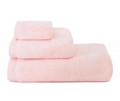 Kopalniška brisača Comfort Light Pink