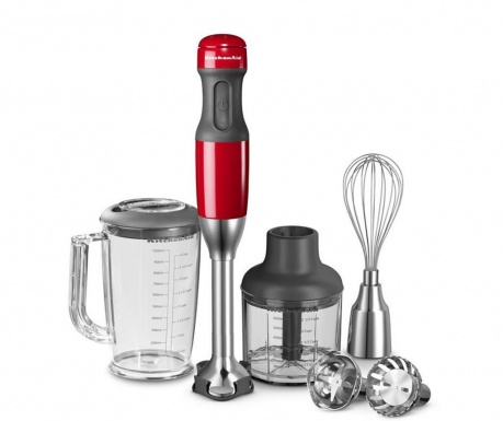 Zvislý mixér KitchenAid Artisan Red