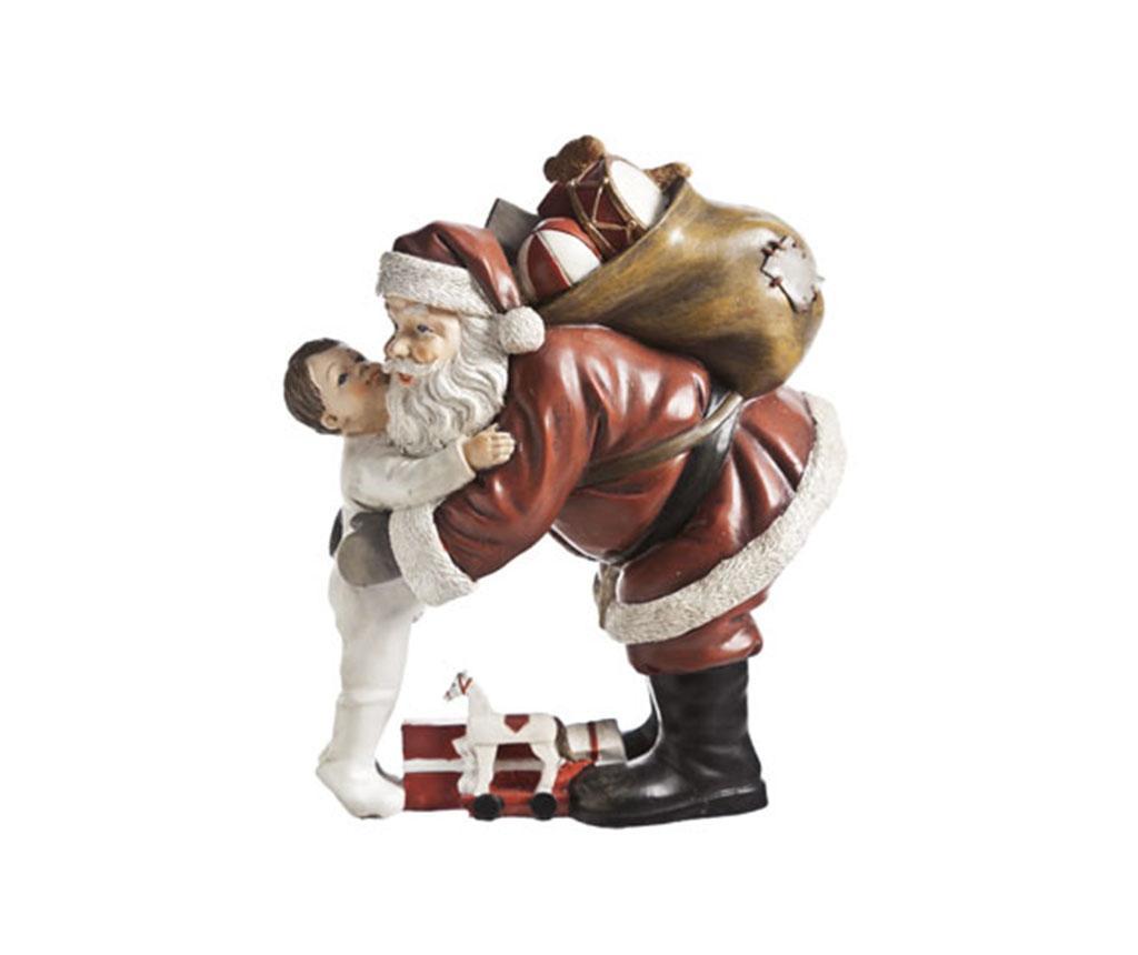 Decoratiune Santa & Child