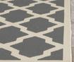 Koberec Samanna Anthracite Beige 62x240 cm