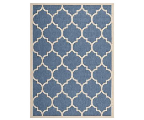 Koberec Monaco Blue Beige 121x170 cm