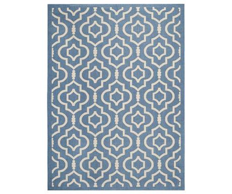 Tepih Mykonos Blue Beige 160x231 cm