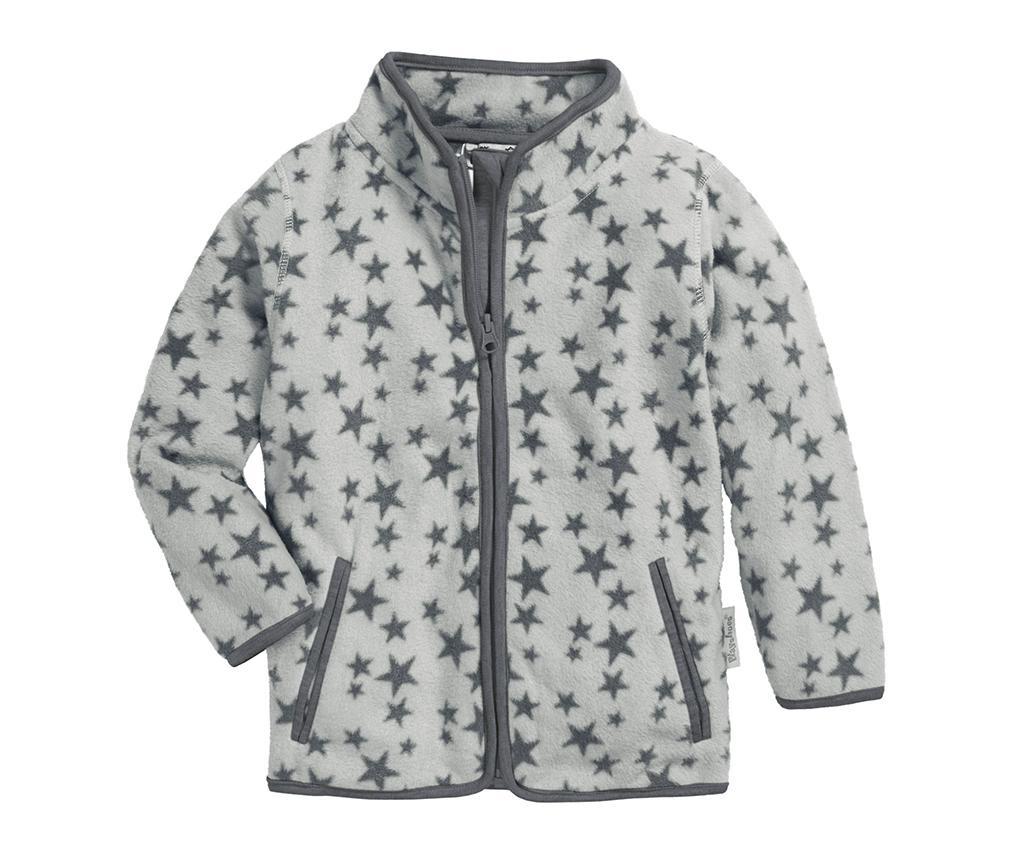 Otroška jakna Star Grey 2 let