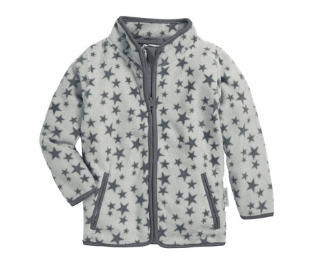 Dětská bunda Star Grey