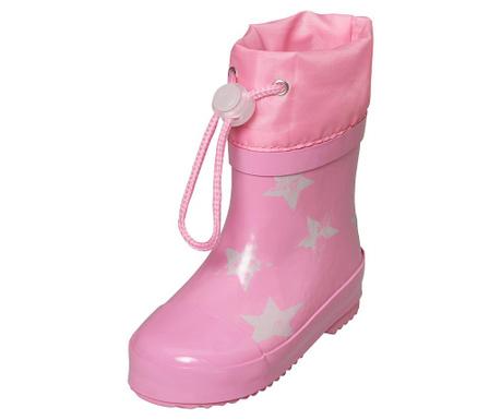 Dětské holínky Stars Light Pink 18