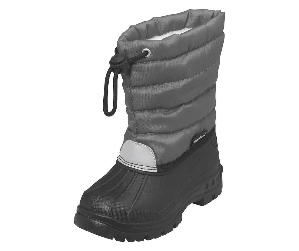 Otroški škornji Winter Grey 24-25