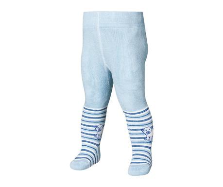 Detské pančuchy Bear Blue