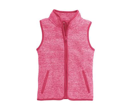Dětská vesta Jake Pink 10 měs.