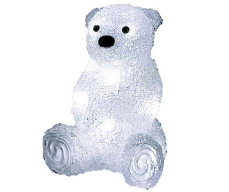 Светеща декорация Cute Polar Bear