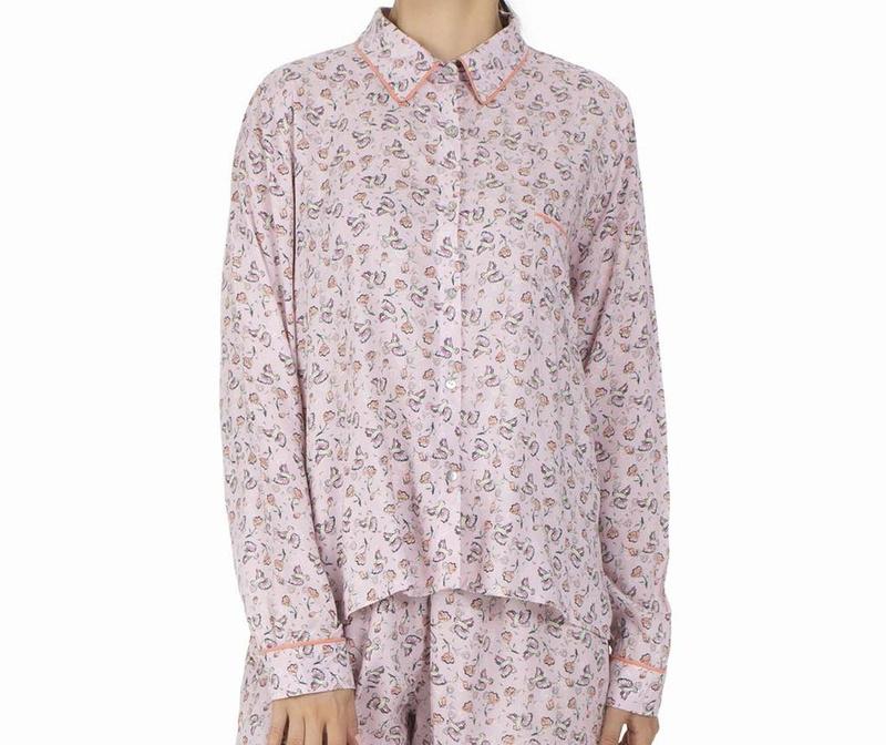 Bluza de pijama dama Kahlo L