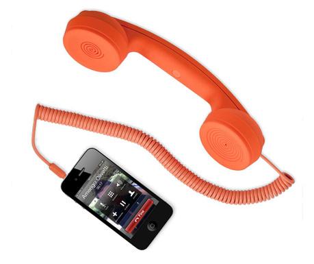 hi-Ring Orange Telefonkagyló