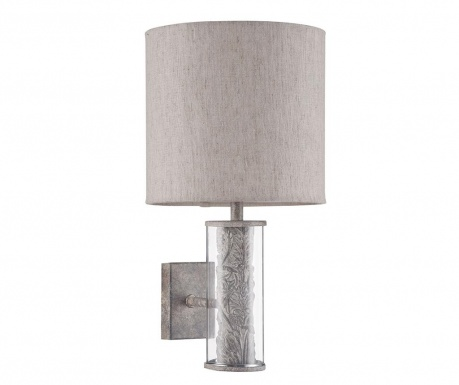 Chloe Grey Fali lámpa