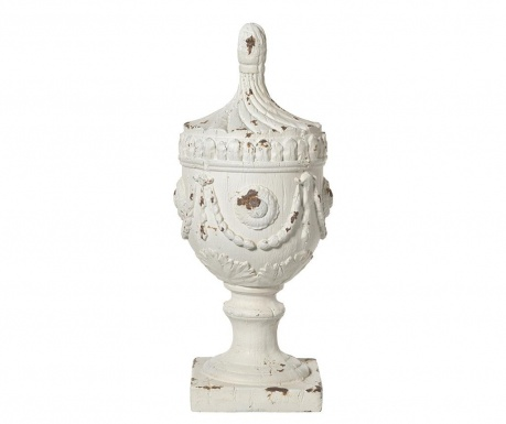 Naczynie dekoracyjne z pokrywką Carmine