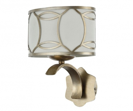 Austin Quartz Gold Fali lámpa