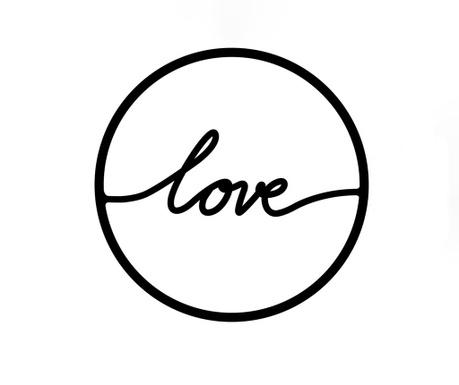 Nástěnná dekorace To Love