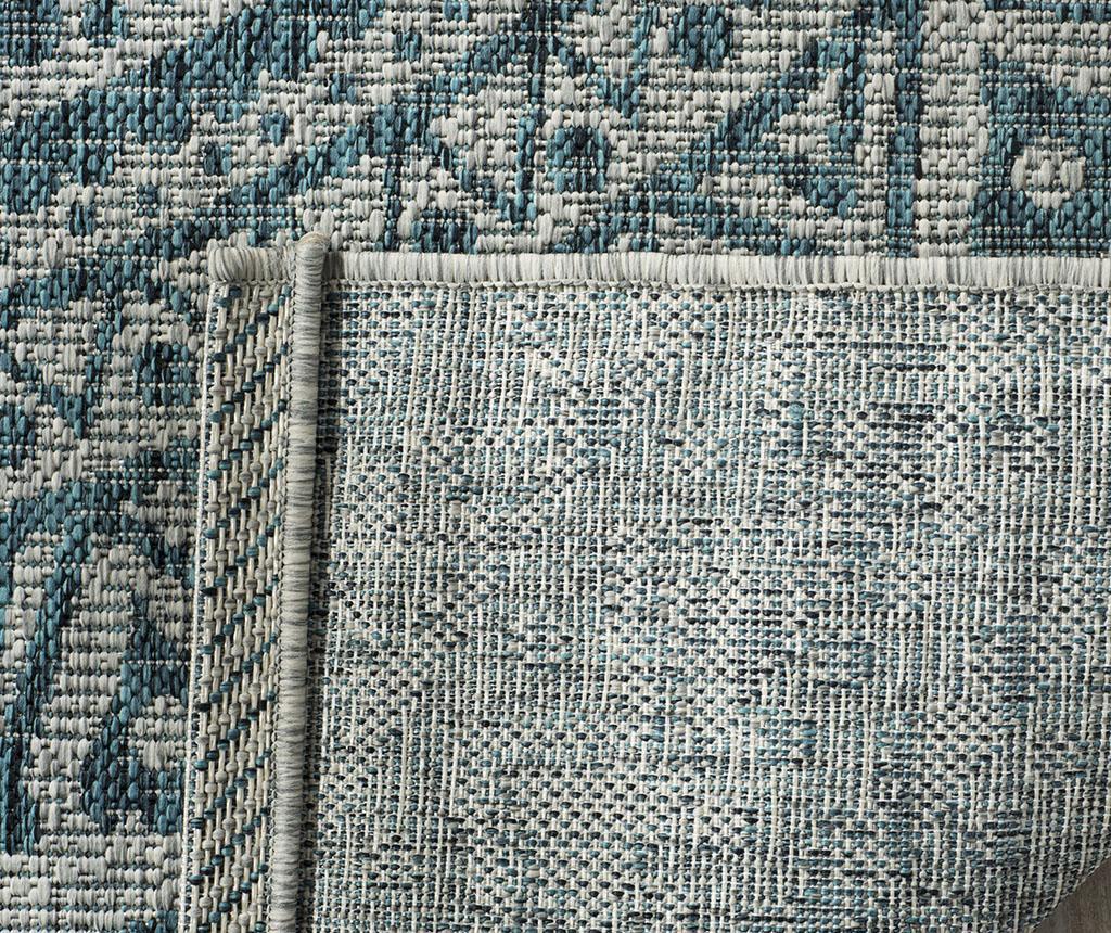Covor Kalena Grey Teal 90x150 cm