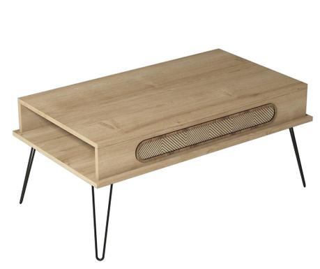 Konferenční stolek Ekol Oak
