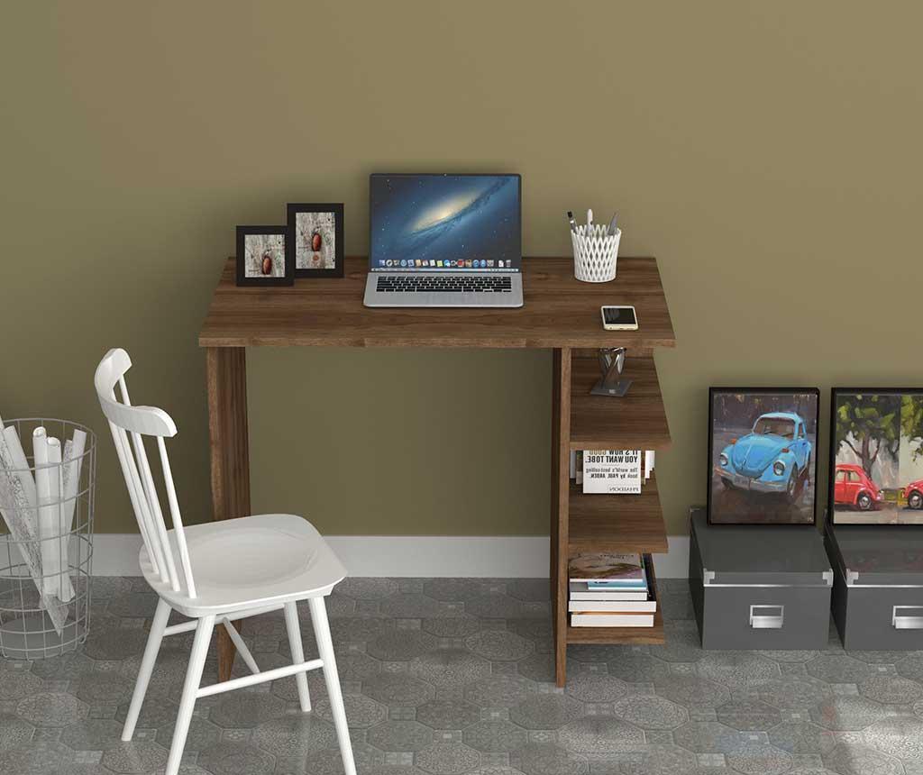 Radni stol Delta Brown