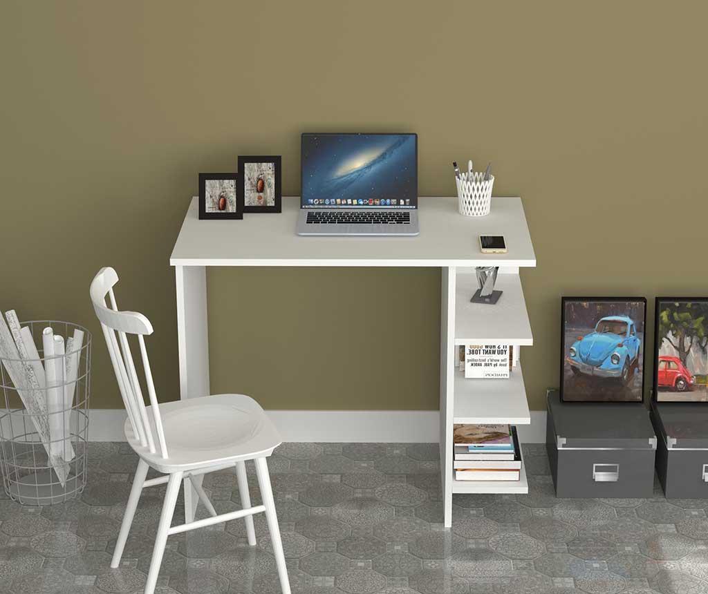 Delta White Íróasztal