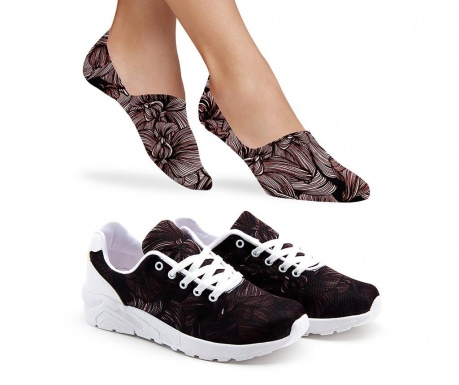 Komplet - ženski športni čevlji in nogavice Tillie 40