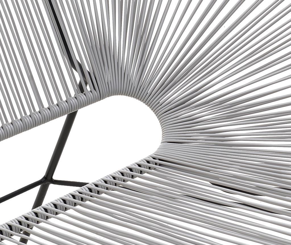Vrtna klop Iolena Grey
