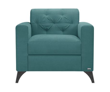 Křeslo Vanity Turquoise