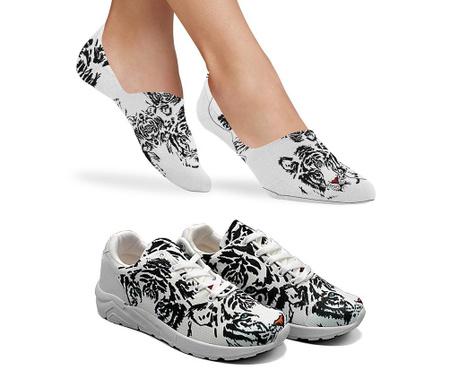 Mracy Női sportcipő és zokni