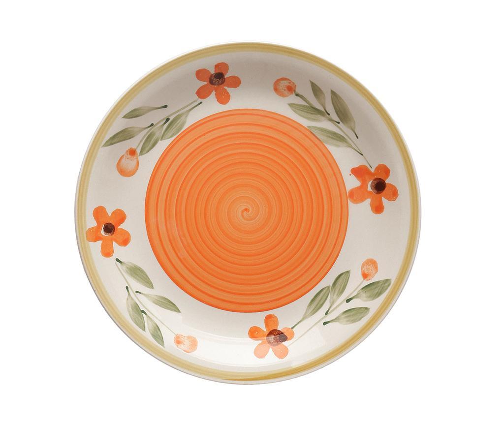 18-dijelni servis za jelo Margo Orange