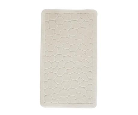 Covoras de baie Stone Cream 70x120 cm