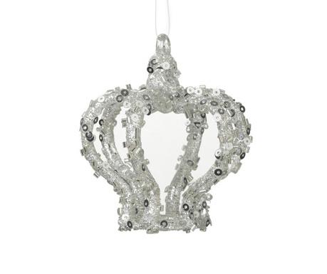 Decoratiune suspendabila Silver Crown