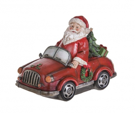 Decoratiune Santa Claus on Car