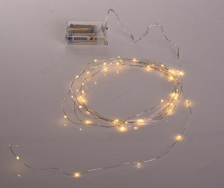 Svetlobna girlanda Wire Warm 1000 cm