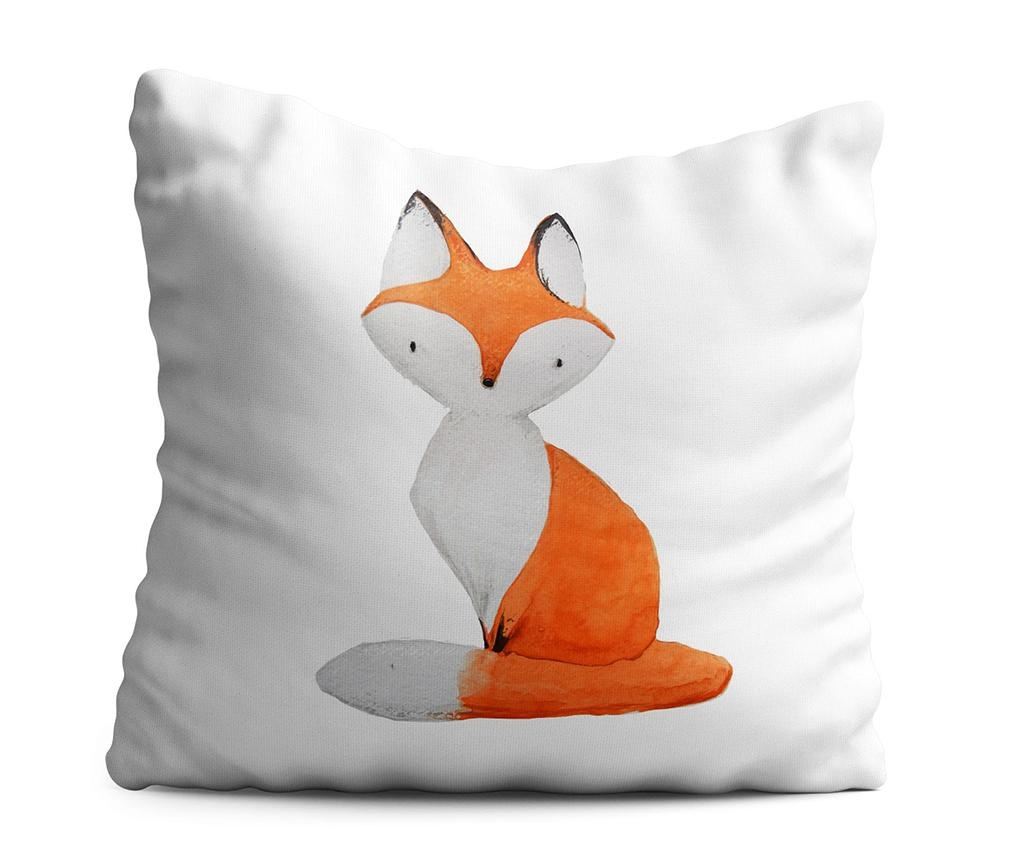 Perna decorativa Fox 43x43 cm