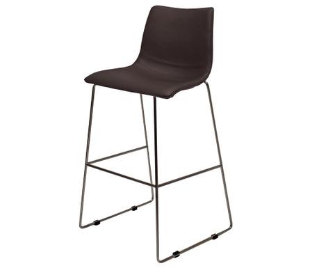 Barski stol Delta Dark Brown