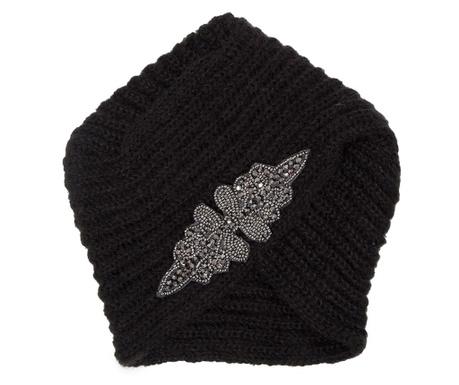 Kúpeľový turban Davina Black