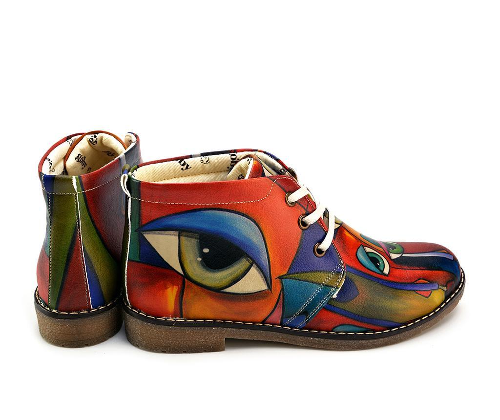 Dámské kotníkové boty The Eye 37