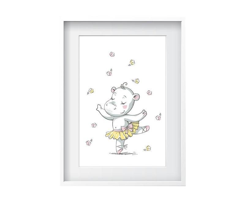 Hipo Ballerina Kép 24x29 cm