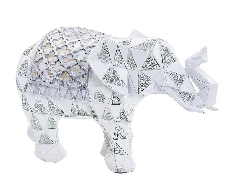Decoratiune Elephant Grey