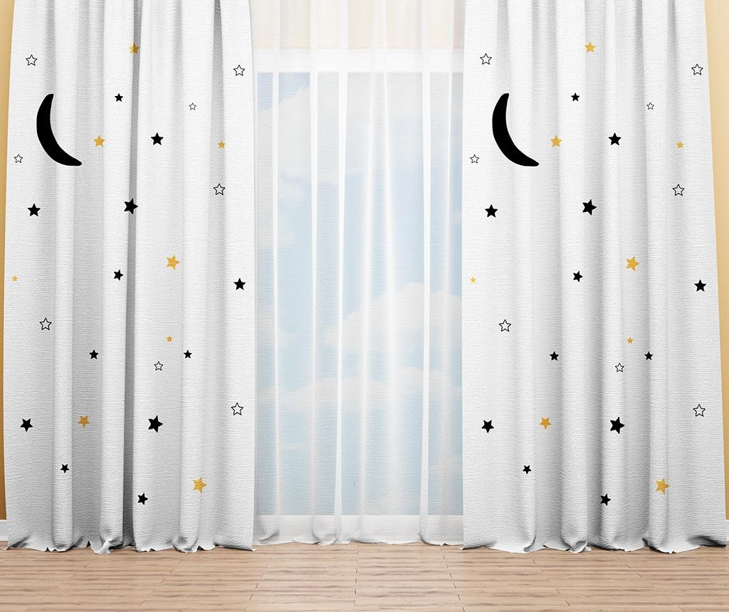 Комплект 2 завеси Sweet Dreams 140x240 см