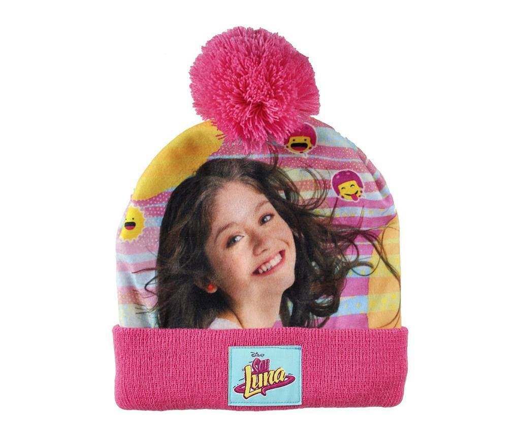 Set otroške zimske kape in rokavic Soy Luna