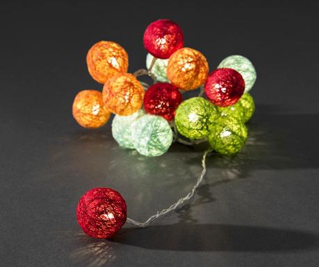 Ghirlanda luminoasa Madriel Multicolor 600 cm